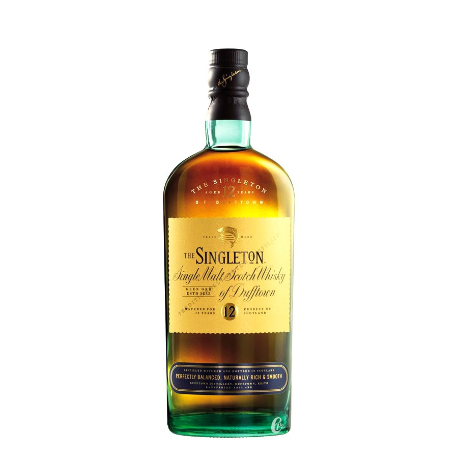 bouteille de 70cl de the singleton of dufftown 12 ans 40 boutique. Black Bedroom Furniture Sets. Home Design Ideas