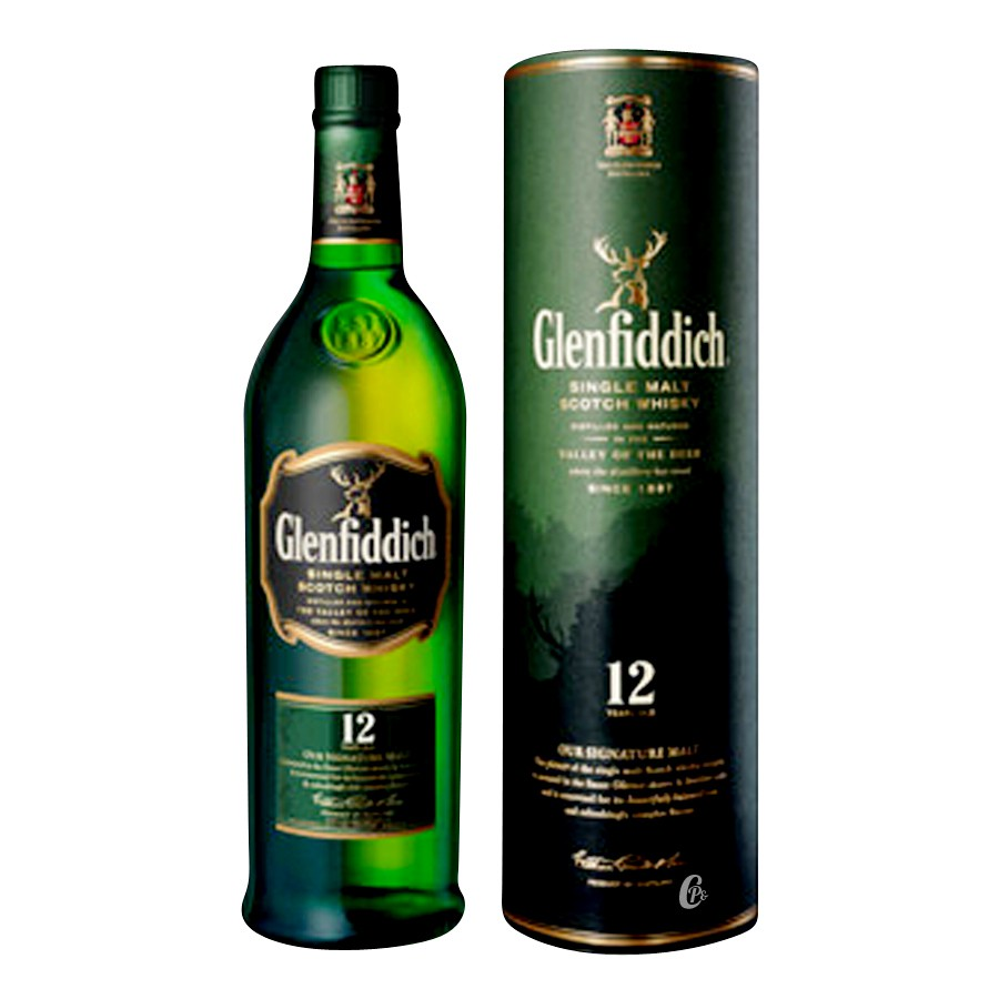 whisky glenfiddich 12 ans 70cl 40 boutique. Black Bedroom Furniture Sets. Home Design Ideas