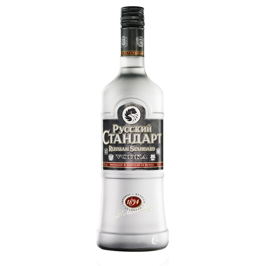 bouteille de vodka russian standard original 40 70cl boutique. Black Bedroom Furniture Sets. Home Design Ideas