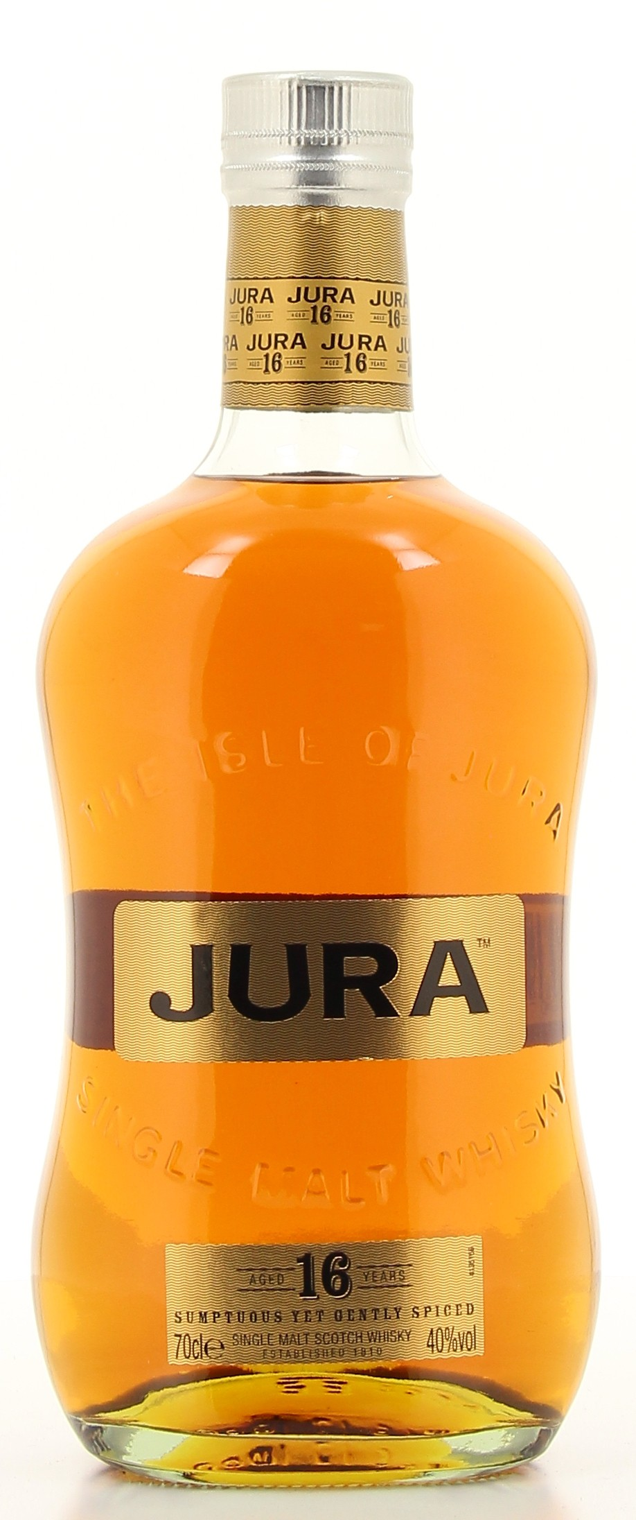 whisky isle of jura 16 ans 40 70 cl ecosse boutique. Black Bedroom Furniture Sets. Home Design Ideas