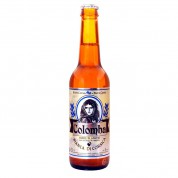 Bouteille de bière Colomba