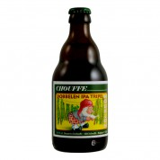 Bouteille de bière HOUBLON CHOUFFE 9° 33CL