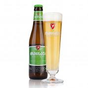 Bouteille de bière BIO MONGOZO BIERE SANS GLUTEN 5°