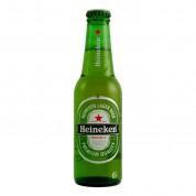 Bouteille de bière Heineken