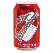 Bouteille de bière Boite Kronenbourg