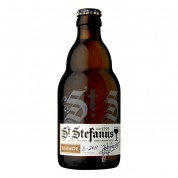 Bouteille de bière Saint Stefanus blonde7°