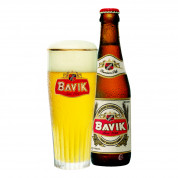 Bouteille de bière Bavik 33cl
