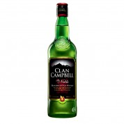 Bouteille de whisky Clan Campbell 40° 70 cl