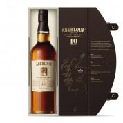 Bouteille de whisky Aberlour 10 ans single malt 43°