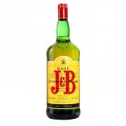 Bouteille de whisky J&B 40° - 3 litres jéroboam