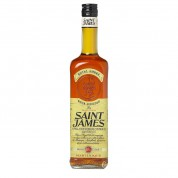 Bouteille de rhum Saint James Royal Ambre 70cl 45°