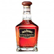 Bouteille de whisky Jack Daniel's Single Barrel 45° 70 cl