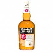 Bouteille de whisky Canadian Tippers 5 ans 70 cl 40°