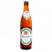 Bouteille de bière Weihenstephan Kristal 5.4°