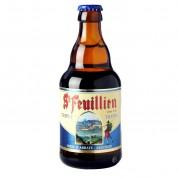 Bouteille de bière Saint Feuillien Triple 8.5°