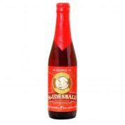 Bouteille de bière Saint Idesbald Dubbel 8°