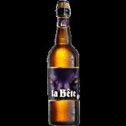 Bouteille de bière LA BETE 8.0° VP75CL