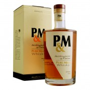 P&M Whisky Pur Malt VP70cl 42°