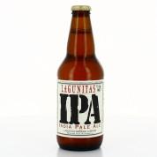 Bouteille de bière LAGUNITAS IPA 6.2° VP35.5CL