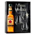 Terres de Whisky : Four Roses Kentucky Bourbon et ses 4 verres de dégustation